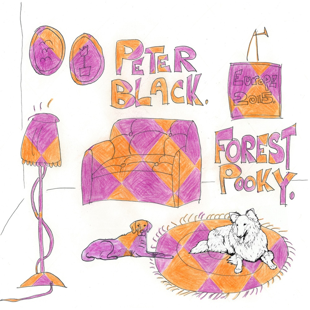 peter black forest pooky split