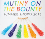Edition 2016 : Mutiny on the Bounty
